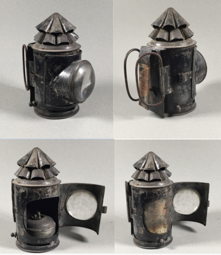 An 1890s Dark Lantern