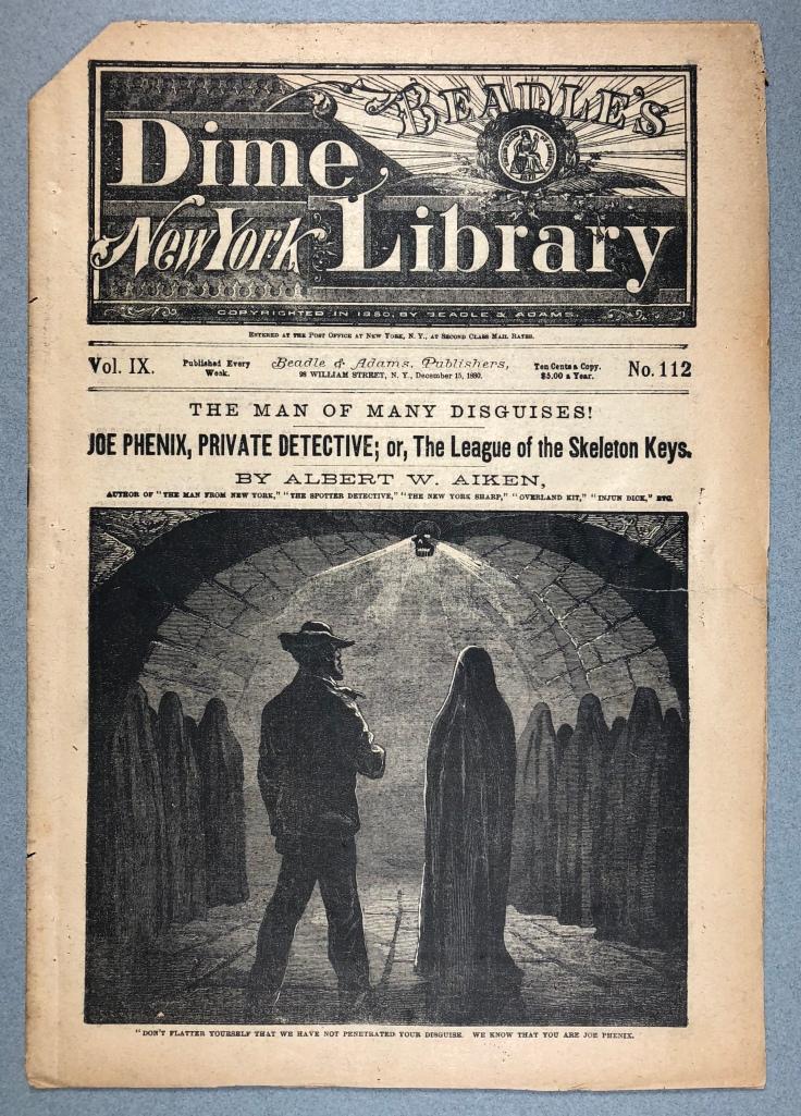 1880 Detective Thrills
