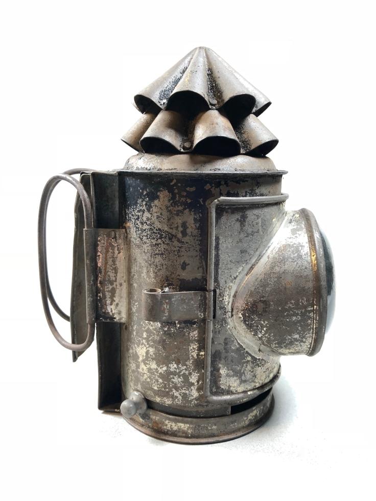 Police Lantern circa 1880s-1900s
