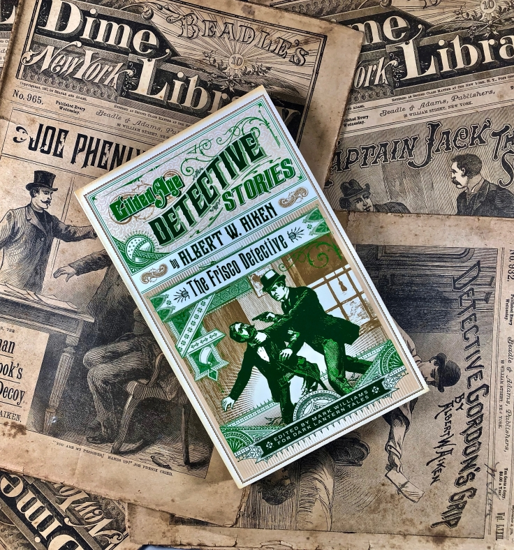"Rediscover ""Lost"" Detective Thrillers from the 1800s in Brilliant New Editions!"