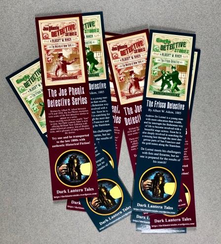 Dark Lantern Tales bookmarks https://darklanterntales.wordpress.com/